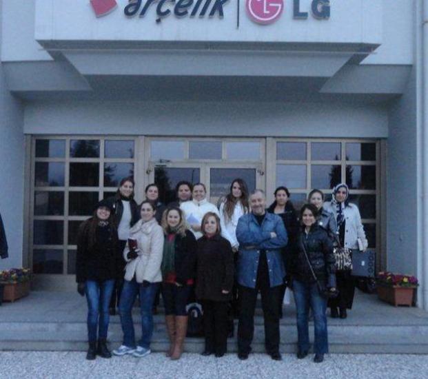 Şubat 2013 – LG Asistanlar Eğitim