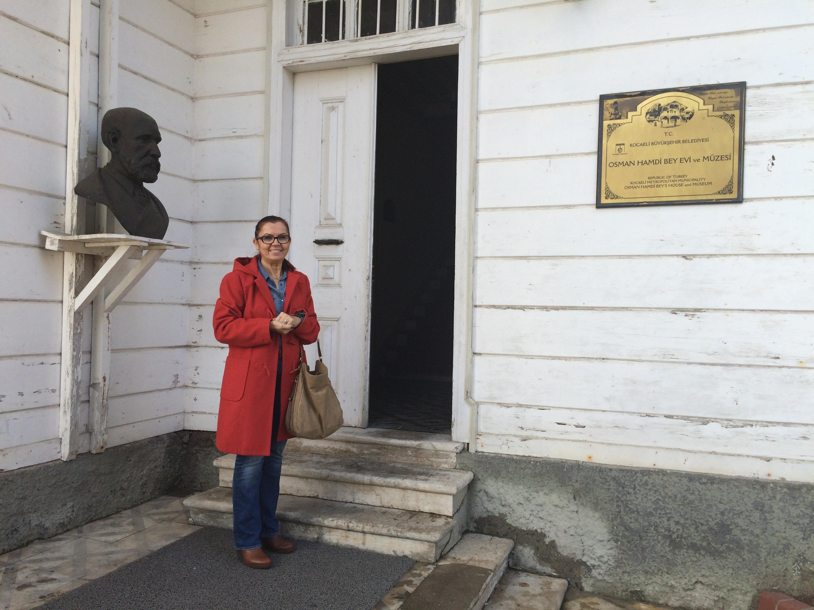 Osman Hamdi bey Müzesi Ziyareti