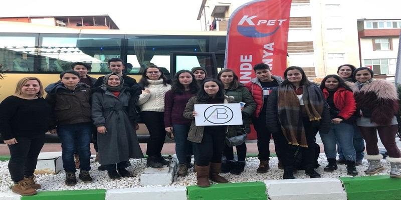 Yarıyıl Tatilinde Genç Öğrencilere Kartepe'ye Sponsor Olduk.