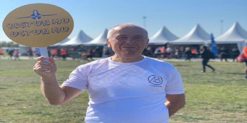 İstanbul Maratonu'na, GOSBABadınaSn. Suat ÖZGÜRkatılmıştır. Kendisine teşekkürlerimizi ve şükranlarımızı sunuyoruz.